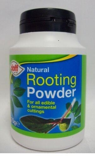 Doff Natural Rooting Powder Promotes Strong Healthy Roots 75g