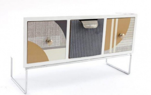 Abstract Storage Unit Small Home Decoration