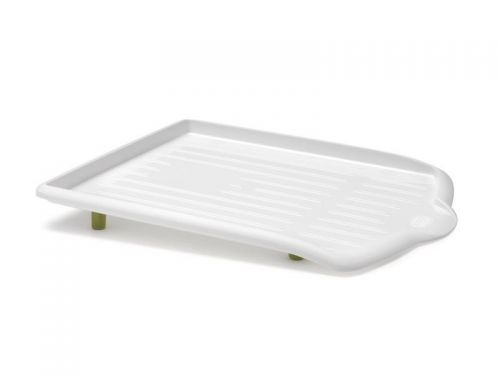 Kitchen Plastic White Drip tray Drainer with feet