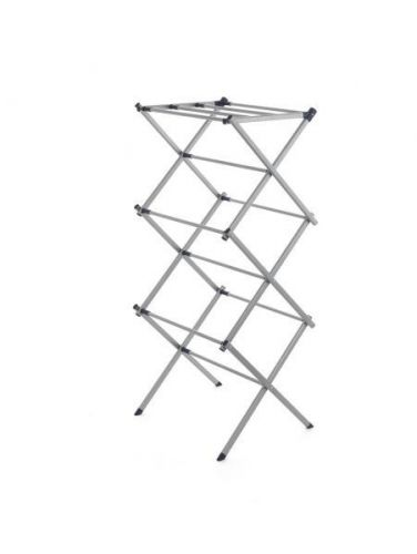 Extendable 3 Tier Indoor  Airer easy to extend  Perfectly compact when stored