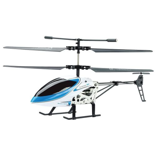 Mini Helicopter 3.5 Channel Gyro Infrared Radio Remote Controlled Flying Toy Gift
