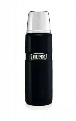 Thermos Stainless King Flask Stainless Steel Vacuum Insulated 470ml