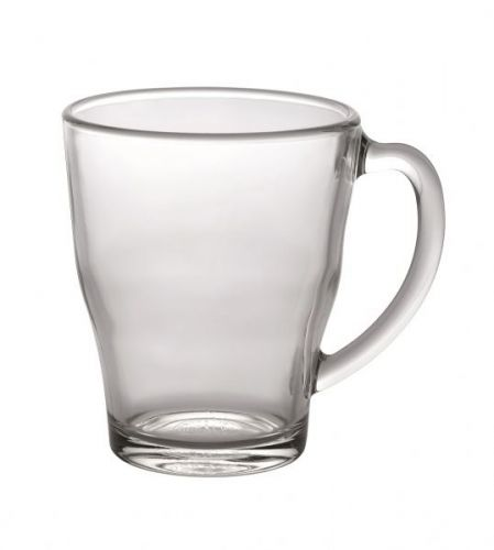 Cosy Mug 35Cl Pack Of 6 Clear Glass Great For Esspresso