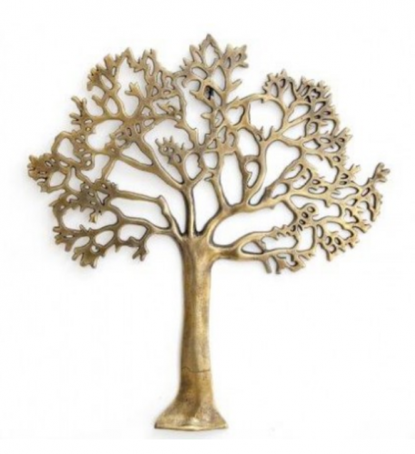 60CM Gold Tree of Life Wall Plaque Wall Hanging Ornament