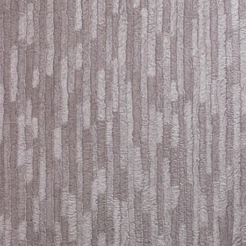 Crown Bergamo Leather Texture Rose Gold Wallpaper