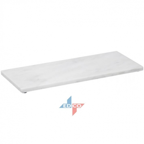 Alpina Marble Serving Board Platter Cheese Plate White