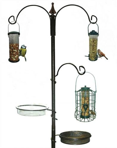 Wild Bird Feeding Station