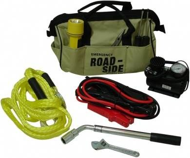 Emergency Car Tool Kit