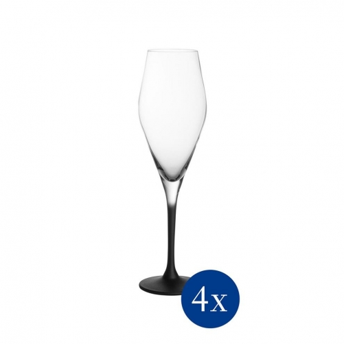 Manufacture Rock Champagne Glass Set of 4
