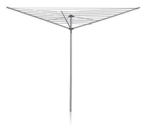 ADDIS 35m 3 Arm Rotary Airer Outdoor Dryer