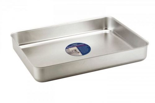 8 Litre Aluminium Baking Pan Roasting Meat, Poultry Or Bakery