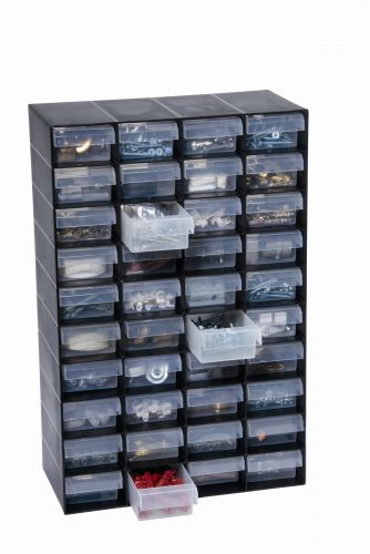 40 Multi Drawer Plastic Storage Cabinet For Home Garage or Shed