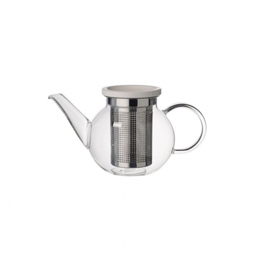 Artesano Hot and Cold Beverages Teapot Small with Strainer