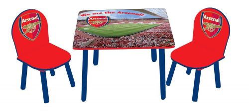 Arsenal Kids Table and Chair Set