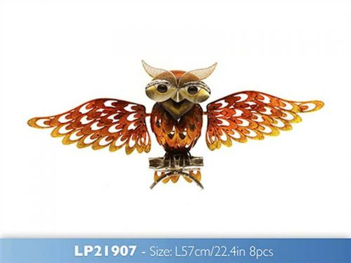 Metallica Open Wing Owl
