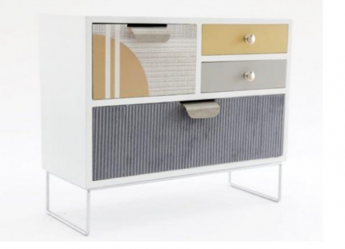 Abstract Storage Unit Large Home Decoration