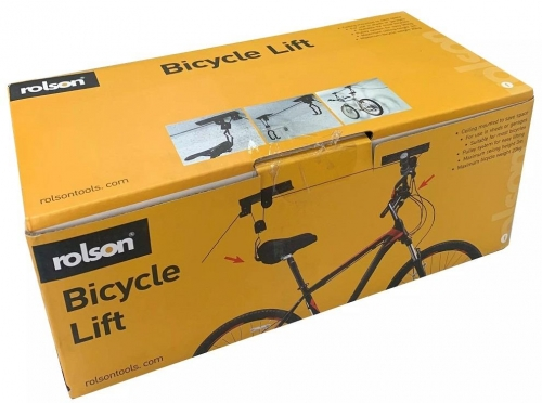 Bicycle Lift Ceiling Suspension Rolson