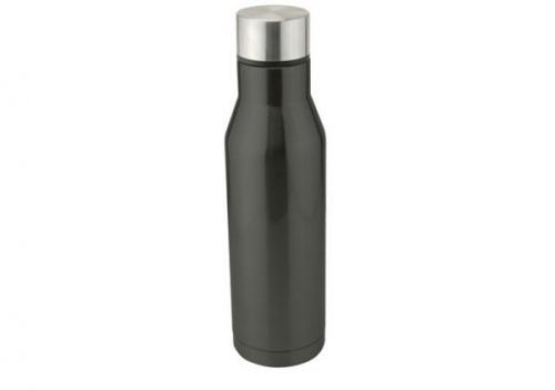 750ml Black Stainless Steel Double Walled Hot and Cold Vacuum Flask For Home Travel Outdoor