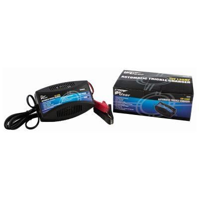 12v 1.5amp Automatic Trickle Charger Car Van Vehicle Battery Charge