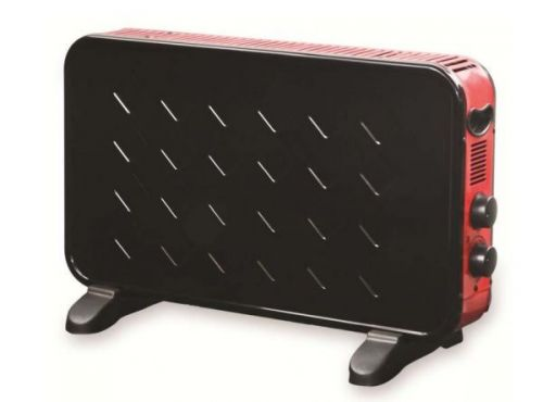 2Kw Black Diamond Convector Heater Dual Setting Floor Standing