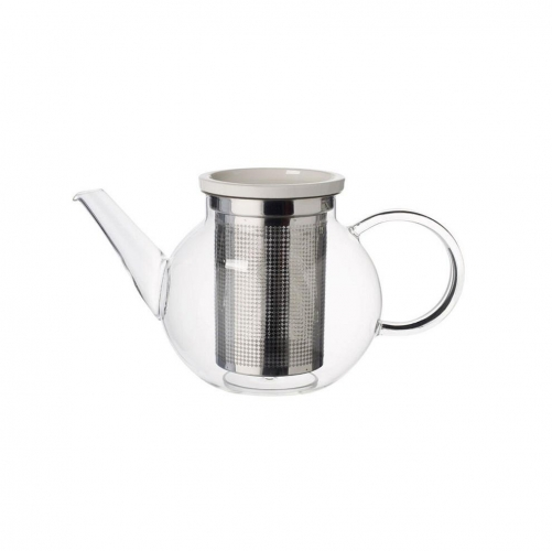 Artesano Hot and Cold Beverages Teapot Medium with Strainer