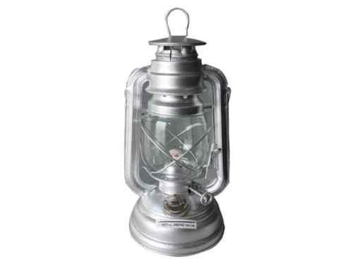 Hurricane Storm Lantern Light Oil Parafin Camping Lamp 245mm