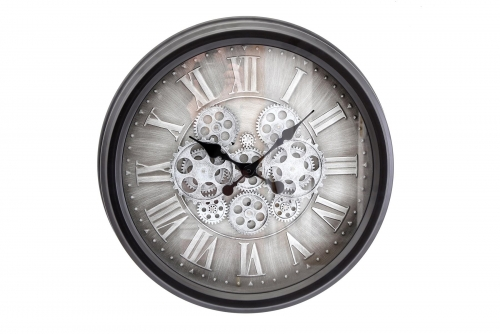 52Cm Moving Gear  Wall Clock Home Decoration