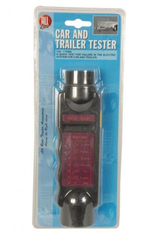 12V Car and Trailer Electronic System Tester 7 Pins