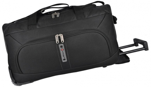 21 inch Trolley Hold Bag Black