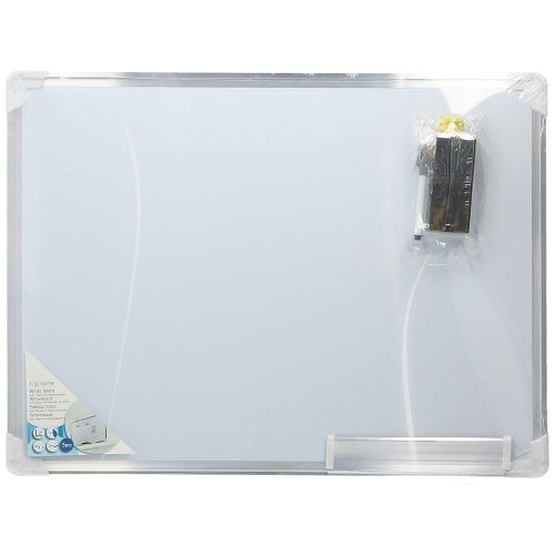 Magnetic Memo White board 45x60cm 5pcs Office School Home Dry Wipe Drawing Board