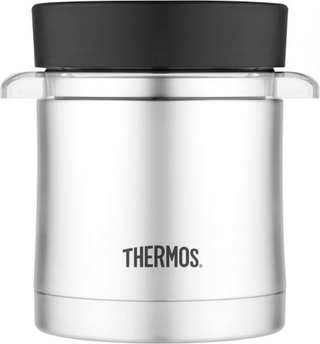 Stainless Steel 350ml Thermos Brand Microwavable Food Flask