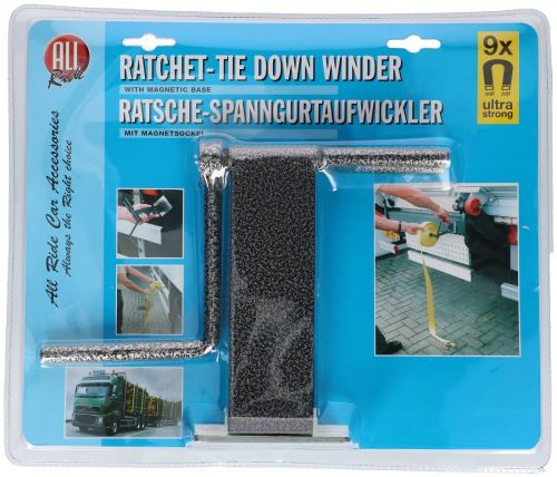 All Ride Ratchet Tie Down Winder Grey