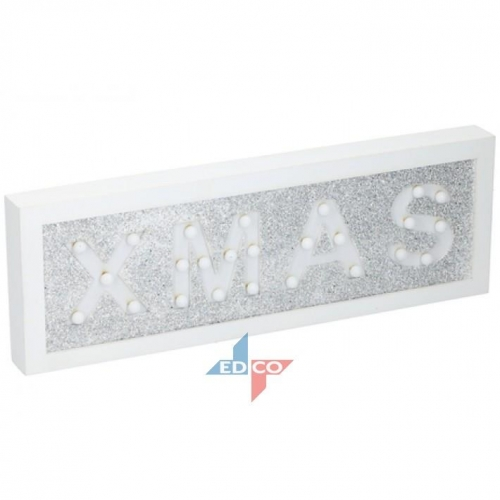 Xmas LED Lettering board with 25led lamps Christmas Gifts