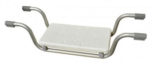 Aluminium Bath Bench For Upto 150kg Weight Fits Most 700mm Parallel Sided Baths