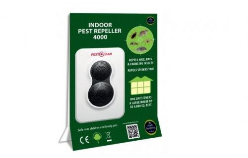 Indoor Pest Repeller 4000