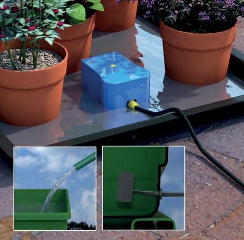 Automatic Watering & Feeding Easy 2 Go Kit For Garden Plants