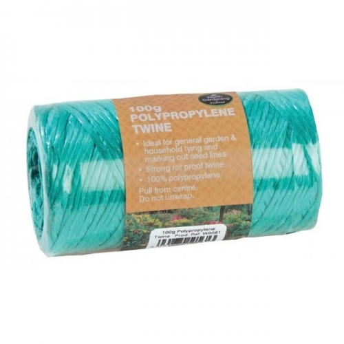 100g Polypropylene Twine Strong For Home and Garden